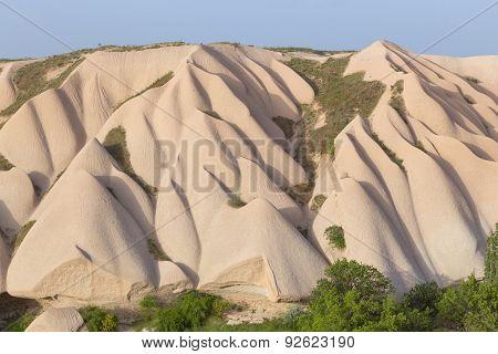 Cappadocia Landscape, Turkey
