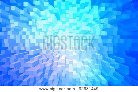 blue background RGB