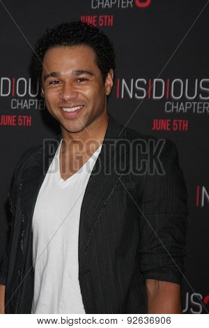 LOS ANGELES - JUN 4:  Corbin Bleu at the