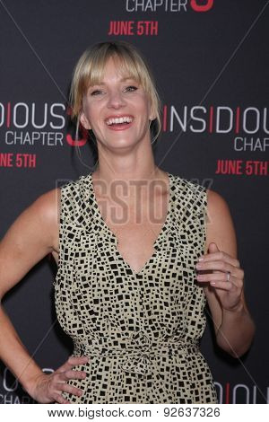 LOS ANGELES - JUN 4:  Heather Morris at the