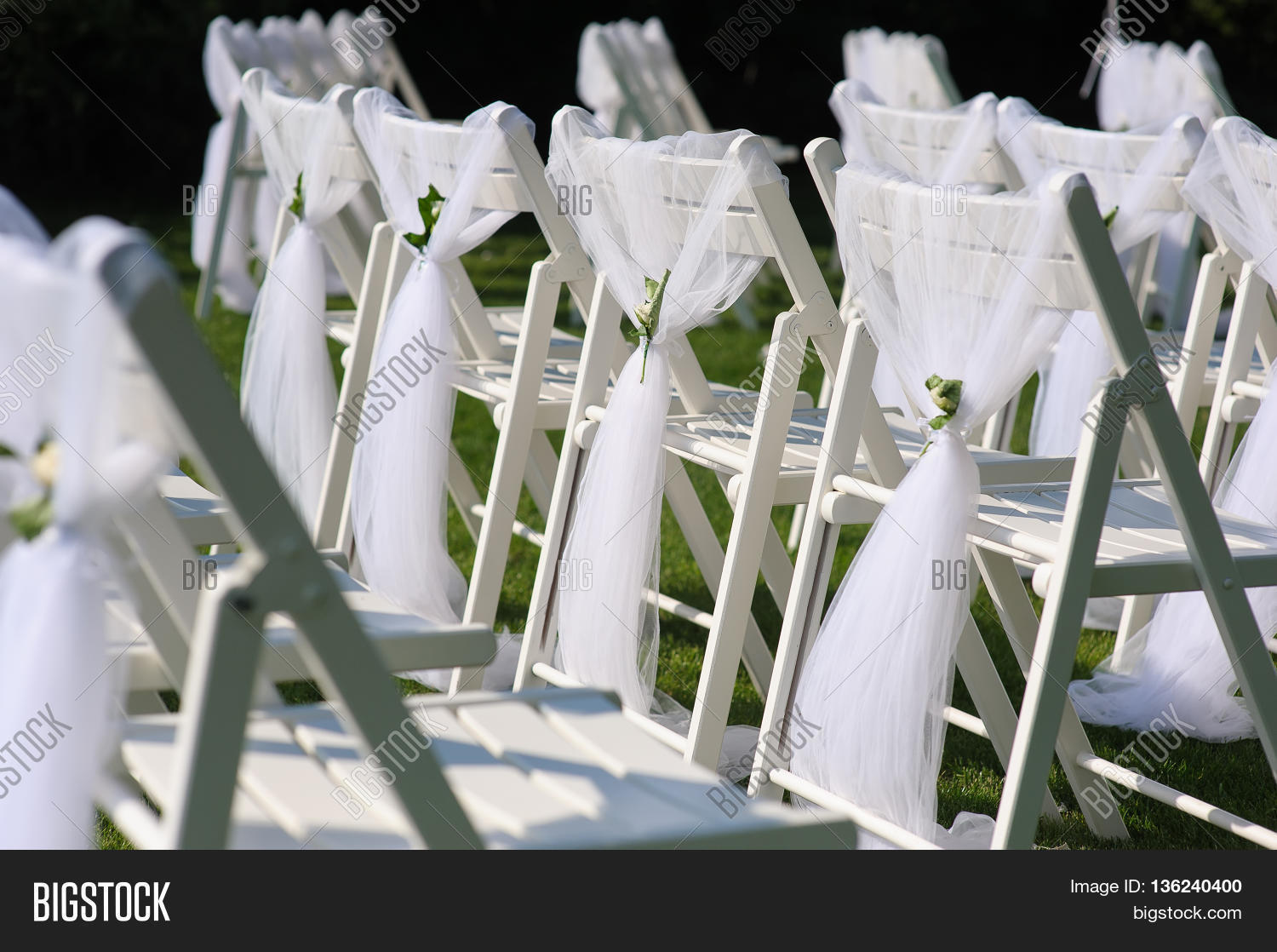 White Chair Small Image Photo Free Trial Bigstock