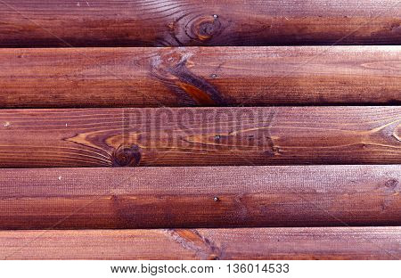 Abstract Wooden Wall Texture.