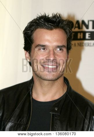 Antonio Sabato Jr. at the Celebrity Gala Opening For National Tour Of Movin' Out held at the Pantages Theatre in Hollywood, USA on September 17, 2004.