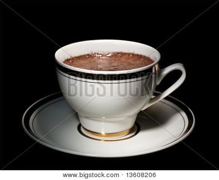 A Cup Of Chocolate Drink