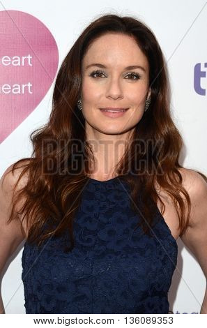 LOS ANGELES - JUN 25:  Sarah Wayne Callies at the Together1Heart Launch Party at the Sofitel Hotel on June 25, 2016 in Los Angeles, CA