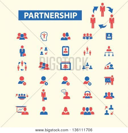 partnership icons