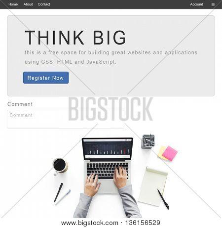 Think Idea Creative Conceptualize Design Concept