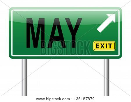 Month May