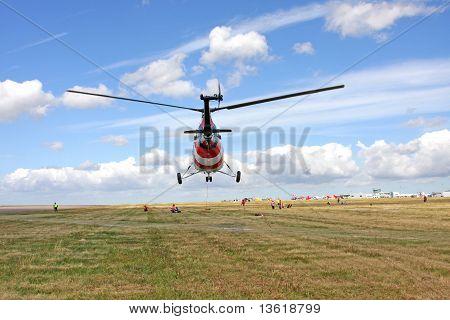 Mi-2 on 13 WCH in a Eisenach