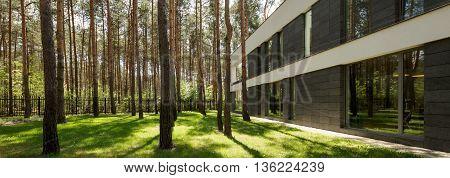 Splendid Architecture Of A Suburbian House