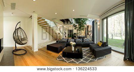Infinite Pleasures Of Living In A Splendid Interiors