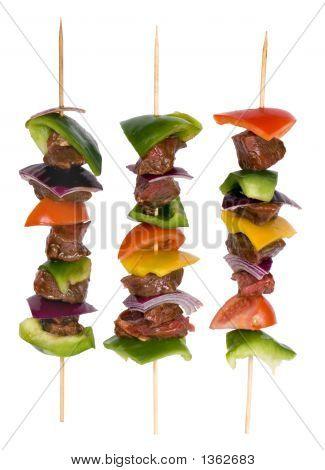 Beef Shishkabobs 8