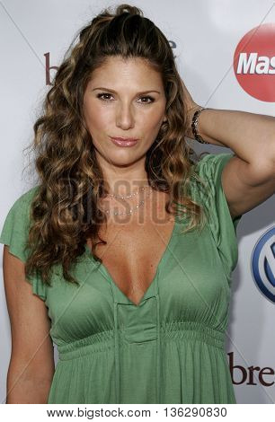Daisy Fuentes at the World premiere of 'The Break-Up' held at the Mann Village Theatre in Westwood,  USA on May 22, 2006.
