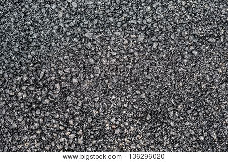 blacktop as background and texture horizontal composition