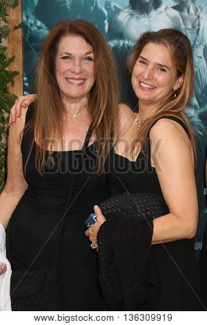 LOS ANGELES - JUN 27:  Wendy Riche, Wendy Jacobs-Riche at The Legend Of Tarzan Premiere at the Dolby Theater on June 27, 2016 in Los Angeles, CA