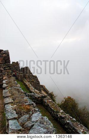 Ancient Inca Terrace
