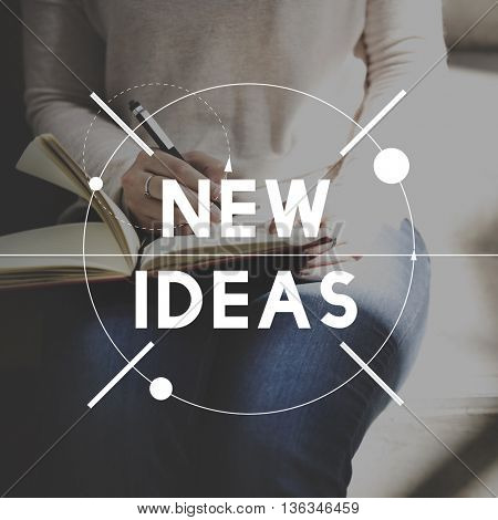Idea Creativity Strategy Invention Innovation Concept