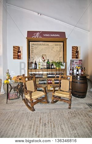 Vins Nadal Winery
