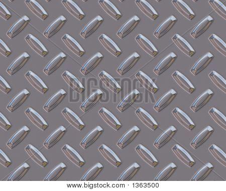 Diamond Plate Chrome