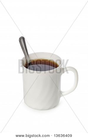 Mug With Tea
