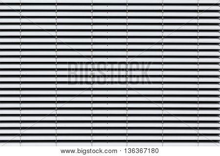 grey jalousie background - sunblinds / shutter