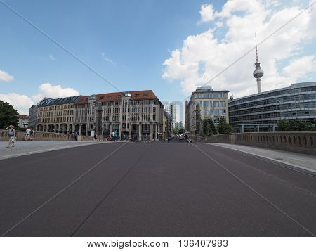 Museumsinsel (museums Island) In Berlin