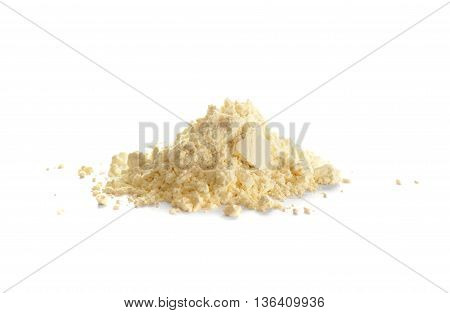 Sulfur or sulphur is a multivalent non-metal used mainly to produce sulfuric acid for sulfate and phosphate fertilizers.
