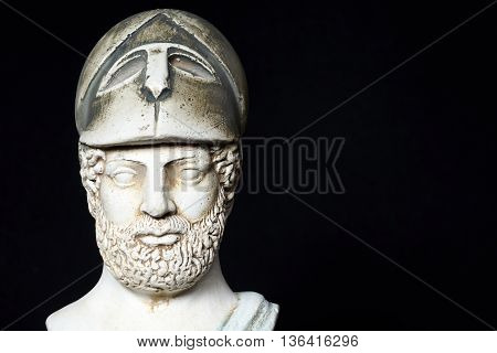 Pericles Was Ancient Greek Statesman, Orator And General Of Athens During The Golden Age.