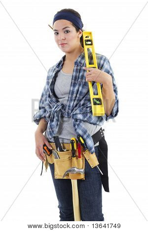 Repairwoman