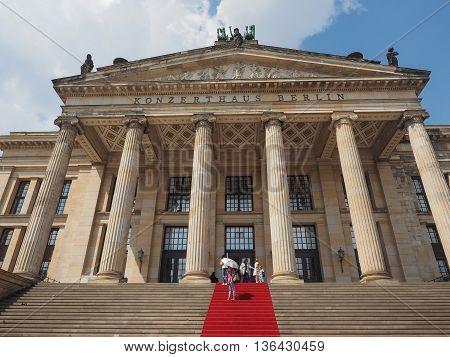 Konzerthaus Berlin In Berlin
