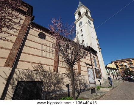 San Pietro In Vincoli (st Peter In Chains) Church In Settimo Tor