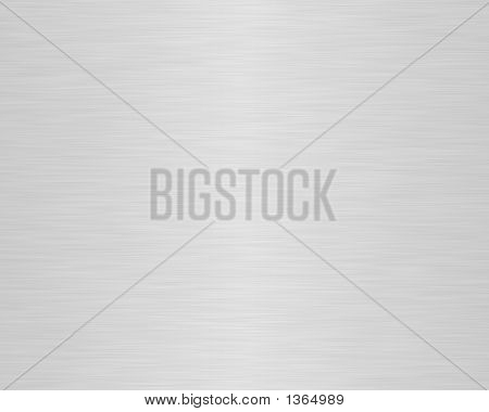 Brushed Metal Texture Background Linear Steel Subtle Highlight