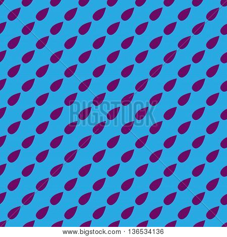 Drop geometric seamless pattern. Fashion graphic background design. Modern stylish abstract colorful texture. Template for prints textiles wrapping wallpaper website. Stock VECTOR illustration