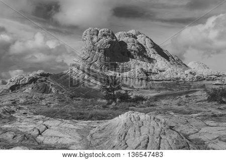 Vermilion Cliffs National Monument Landscapes at sunrise