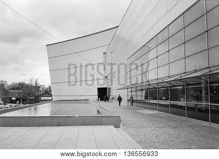 Kiasma Museum In Helsinki
