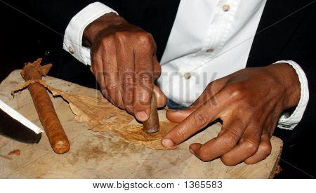 Hand Made Cigar