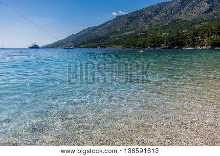 Direct on the beach of Zlatni Rat