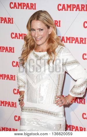 NEW YORK-NOV 18: TV personality Cat Greenleaf attends the 2016 Campari Calendar Launch Event at The Standard Hotel on November 18, 2015 in New York City.