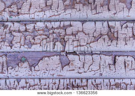 Texture of the wall of the old building,