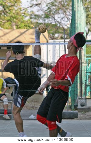 Takraw Kick