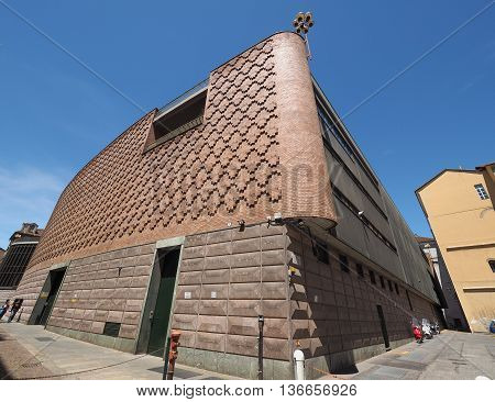 Teatro Regio Royal Theatre In Turin