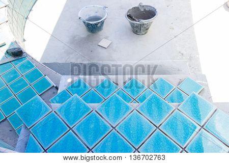 Tile Builder Swimming Pool