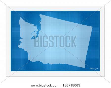 Washington On Blueprint
