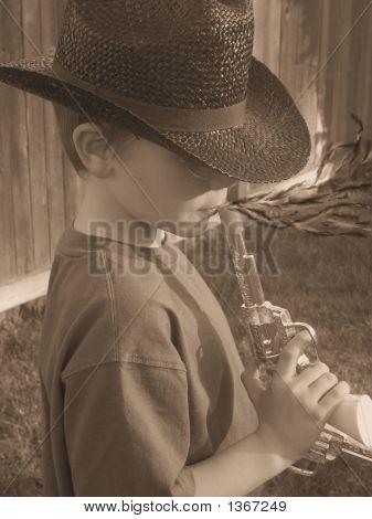 Simmer Down Cowboy