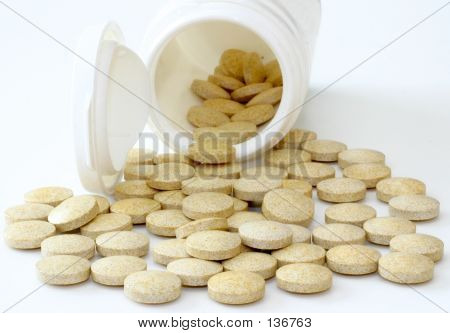 Pills And Pillbox