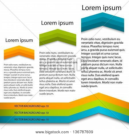 Report Template Graphics Performance Layout Page Background2