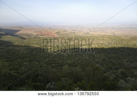 Rift Valley View, Kenya