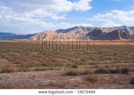 Berge in Turkmenistan