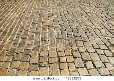 Background Of The Pavement