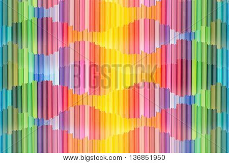 Abstract colorful rainbow background. Wave multicolored background. Rainbow background.
